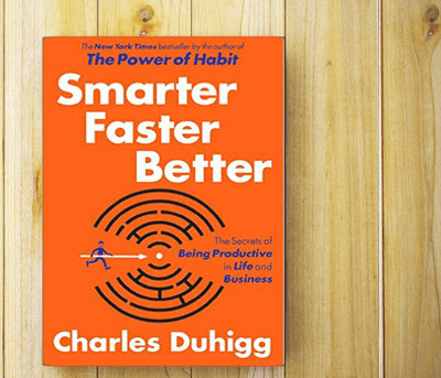 smarter faster better review