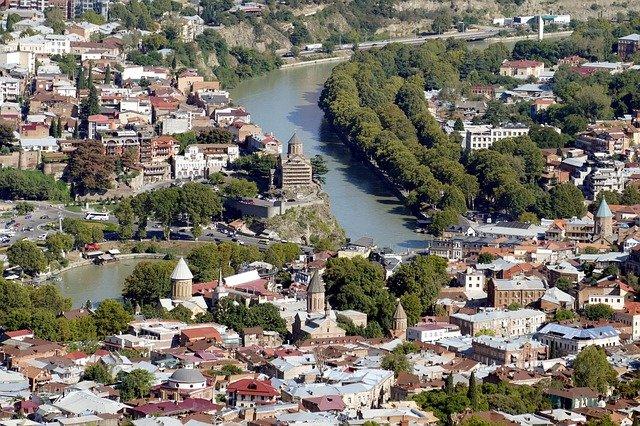 vastgoed tbilisi georgie