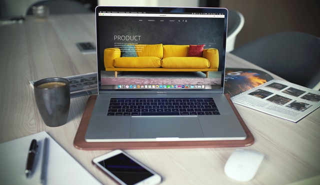 ecommerce site opstellen