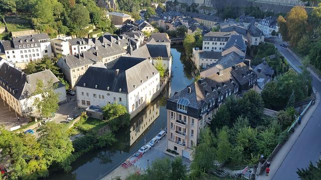 vastgoed in luxemburg